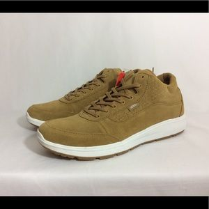NWT Vans Style 201 Medal Bronze Athletic Shoes
